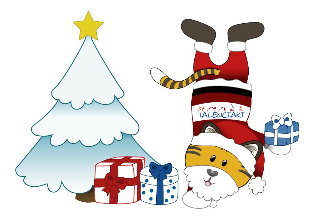 HO HO HO Wesołych Świąt
