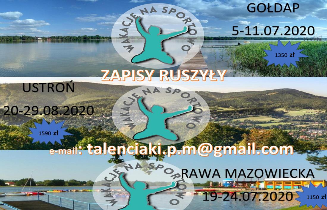 Read more about the article Zapisy na Obozy Letnie ruszyły!