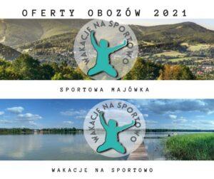 Read more about the article Wakacje na Sportowo , Sportowa Majówka – Pełna oferta
