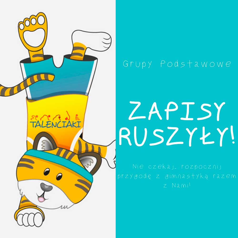 Read more about the article Zapisy do grup podstawowych!
